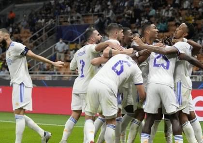 """فيديو.. ريال مدريد يروض """"الأفاعي"""" بضربة قاتلة في الأبطال"""