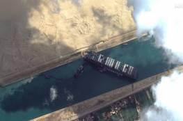 أمريكا ترسل فريقا إلى قناة السويس لحل مشكلة السفينة العالقة