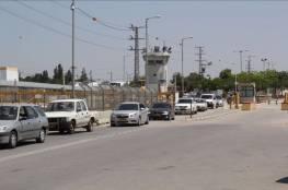 """الاحتلال يعيد فتح حاجز """"الجلمة"""" بشكل كامل"""