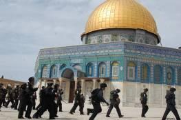 مجلس الأوقاف يستنكر مداهمة الاحتلال مكاتبه بالقدس واعتقال بكيرات