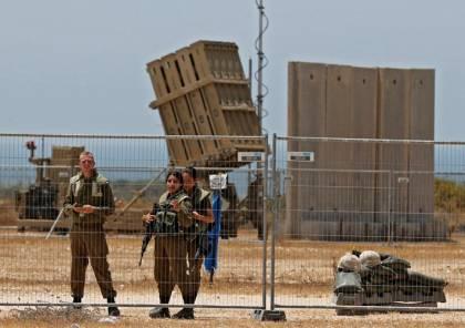 """ضابط إسرائيلي كبير يحذّر من تضرر الجبهة الداخلية بالحرب المقبلة: """"القبة الحديدية ليست الحل الوحيد"""""""