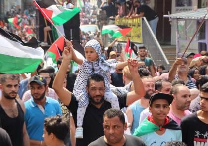لبنان: مسيرات الغضب في المخيمات الفلسطينية متواصلة للجمعة الثالثة