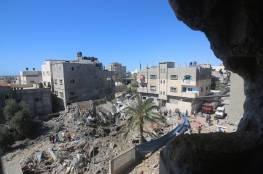 إصدار بيانات أولية حول خسائر العدوان في غزة