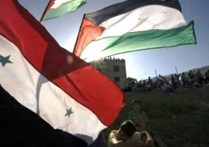 سوريا: سنبقى ضد أي اتفاقيات أو معاهدات مع الاحتلال الإسرائيلي