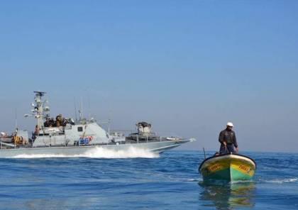 الاحتلال يقرر تقليص مساحة الصيد في بحر غزة من 15 إلى 8 أميال بحرية