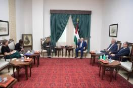 رسالة من رئيس وزراء بريطانيا الى أبو مازن.. تفاصيل اجتماع الرئيس مع القنصل العام البريطاني