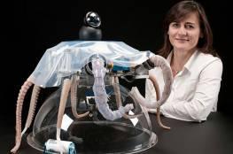 روبوت جديد على شكل أخطبوط يمكنه السير والتسلق
