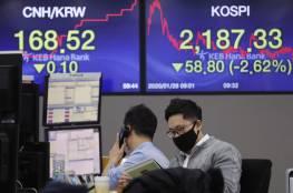 مخاوف على الاقتصاد العالمي جراء كورونا ونقص في معدات الحماية