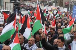 """""""القوى"""" تؤكد تفعيل كل أشكال الوحدة والتكاتف لمواجهة مخططات الاحتلال"""