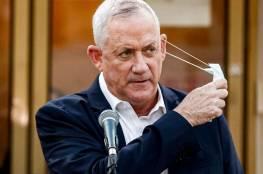 غانتس يوجه رسالة للرئيس عباس: لا وقت للأعذار ويجب العودة فورا للمفاوضات!