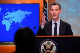 المتحدث باسم الخارجية الأمريكية يتهرب من سؤال محاسبة إسرائيل على جرائمها (شاهد)