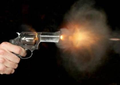 مجهولون يطلقون النار على مواطن من بني نعيم بسلفيت واصابته خطرة