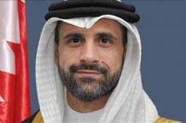 """تعيين """"خالد الجلاهمة"""" رئيسًا للبعثة الدبلوماسية البحرينيّة في إسرائيل"""