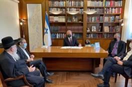 الأحزاب الحريدية تهاجم بينيت: حكومة شريرة تغير هوية إسرائيل