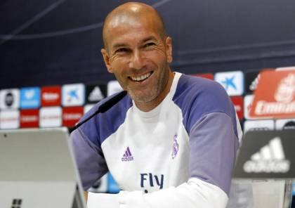 زيدان: لا اتخيل الدوري الاسباني بدون برشلونة