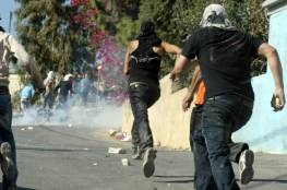 إصابات خلال اعتداء للمستوطنين على خان اللبن الشرقية