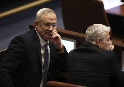 """انقسام في """"كاحول لافان"""": غانتس رئيسا للكنيست بدعم من نتنياهو تمهيدًا لحكومة وحدة بينهما"""