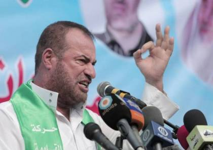 """حماس : خطاب """"فتحي حماد"""" لا يمثل سياستنا وموقفنا الرسمي"""