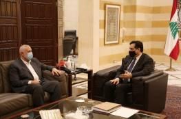 تفاصيل اجتماع هنية مع حسان دياب ونبيه بري في العاصمة اللبنانية
