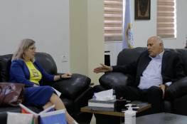 الفريق الرجوب: سيسبق اجتماع المجلس المركزي حوارات فلسطينية