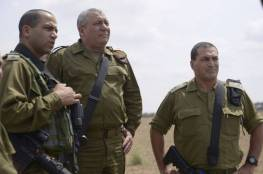 ايزنكوت: مواجهة مع الفلسطينيين ستندلع بأي لحظة لعدة اسباب بينها انتهاء عهد عباس وغزة