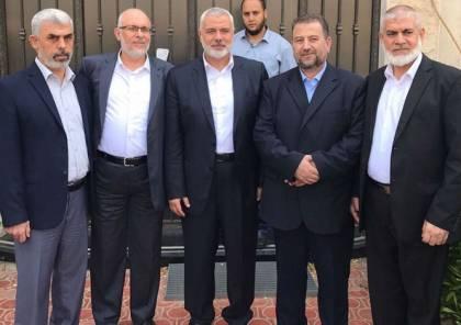 حماس تكشف عن موعد اجتماعها مع المخابرات المصرية في القاهرة