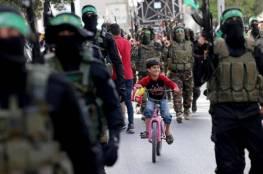 صحيفة عبرية: حماس تحتفل على طريقتها وإسرائيل أمام امتحانات ثلاثة!!