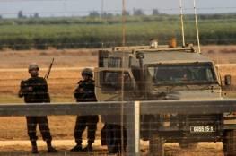 جيش الاحتلال يعلن اعتقاله شابين على حدود غزة وبحوزتهما قنابل