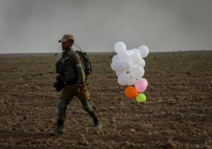موقع اسرائيلي: حماس ارتكبت خطأً فادحا في إطلاق البالونات.. والرد هذه المرة سيكون صعبًا ومختلفًا!