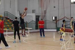 انطلاق بطولة السلة الاستعراضية