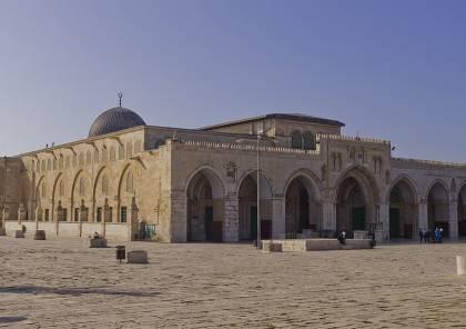 المفتي العام يدعو إلى التصدي لاقتحامات المسجد الأقصى وشد الرحال إليه