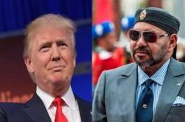 ترامب وملك المغرب يتبادلان الأوسمة لتطبيع العلاقات مع اسرائيل