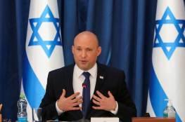 بيتت ينفي وجود نية لعقد لقاء مع الرئيس الفلسطيني