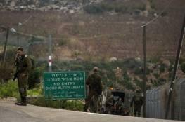 مدفعية الاحتلال تطلق 100 قذيفة باتجاه لبنان