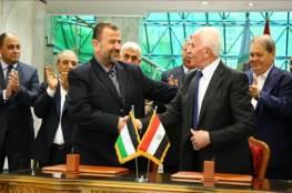 مصادر فلسطينية : القاهرة تستأنف جهودها لإنقاذ المصالحة وسط خلافات فتح وحماس