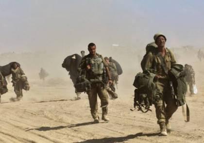 جيش الاحتلال ينفذ مناورة لوائية هي الأضخم من نوعها