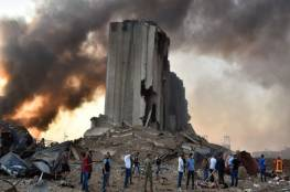 عاموس يادلين يزعم : كارثة بيروت ناجمة عن انفجار مستودع متفجرات لحزب الله