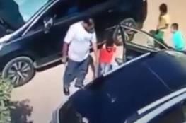 إلقاء القبض على رجل اغتصب طفلا في سيارته وسط القاهرة