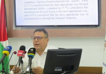 """مركز أطلس: نتائج استطلاع رأي عام حول معركة """"سيف القدس"""""""