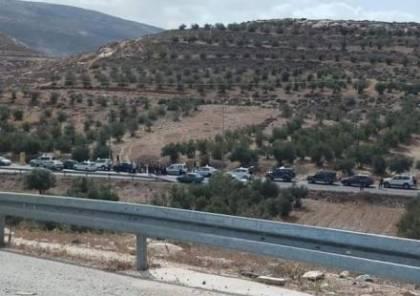 بيت لحم: مستوطنون يغلقون المدخل الغربي لبلدة تقوع