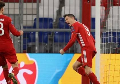 ليفاندوفسكي يثبت أنه الأفضل في دوري أبطال أوروبا..