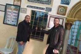 الشقيقان بسام وبلال دياب يواصلان إضرابهما المفتوح عن الطعام لليوم السابع على التوالي