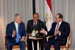 """إسرائيل لن تقبل بوجود """"كيان إرهابي"""" بينها وبين مصر !!"""