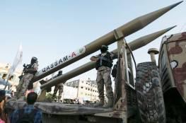 """""""يديعوت"""": صواريخ غزة أثبتت تحسين حماس لقدراتها وسعيها لامتلاك مشروع دقيق للصواريخ"""