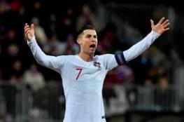رونالدو يحصد جائزة جلوب سوكر لأفضل لاعب في العالم