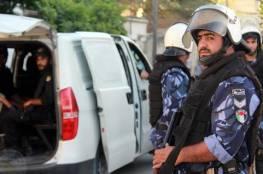 الشرطة تضبط سلاحاً ومواد مخدرة شرقي نابلس