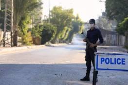 """صور : سريان حظر التجوال في غزة لليوم الرابع لمواجهة """"كورونا"""""""