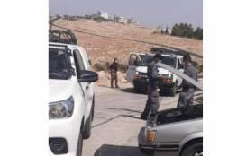 قوات الاحتلال تعتدي بالضرب المبرح على عدد من مواطني كيسان وتعتقل احدهم