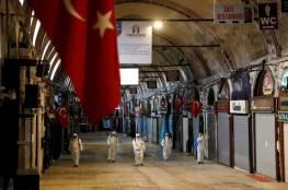أردوغان: سنفرض حظر التجوال في تركيا لمدة 4 أيام