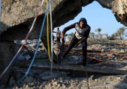 مصنع للصواريخ وقطعة بحرية.. جيش الاحتلال يعلن الاهداف التي قصفها للجهاد الاسلامي